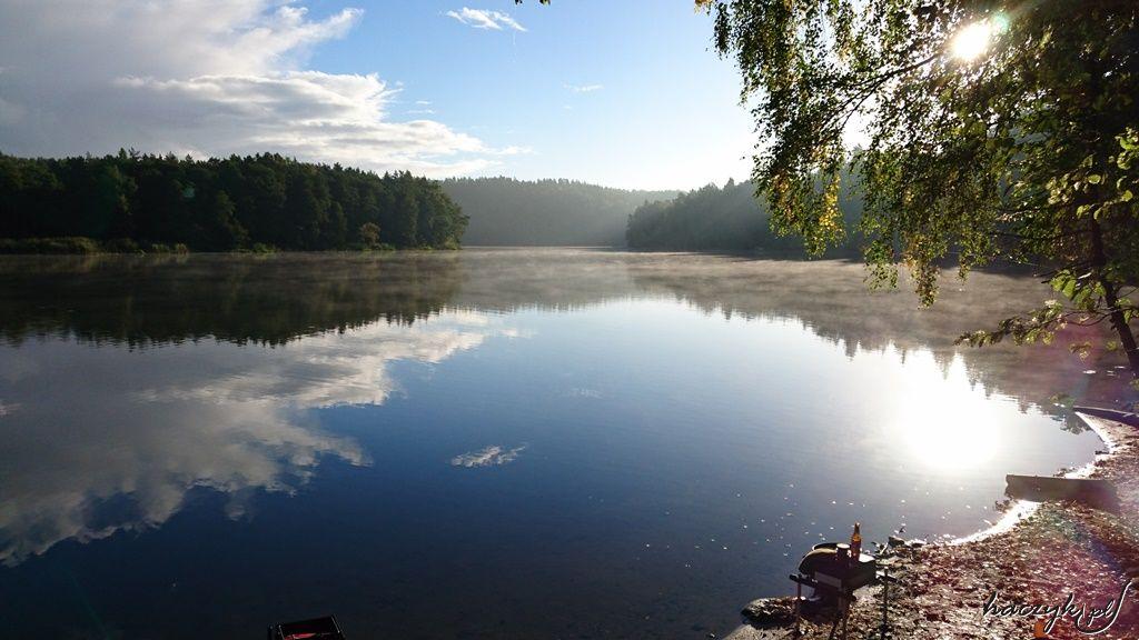 Jezioro Pierzchalskie - Zaporowo