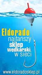 Eldorado najtańszy sklep wędkarski w sieci